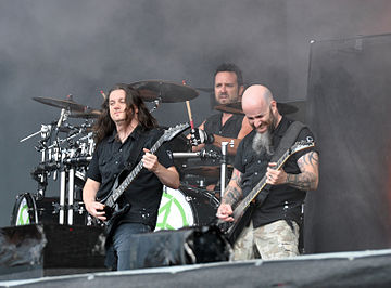 Anthrax at Wacken Open Air, 2013 Anthrax at Wacken Open Air 2013 02.jpg