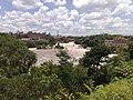 Antiga Brasital e Rio Tietê vistos do Parque Rocha Moutonnée em Salto - panoramio.jpg