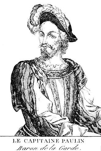 Invasion of Corsica (1553) - Image: Antoine Escalin
