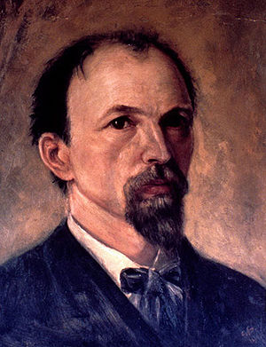 Anton Gag - Anton Gag self-portrait