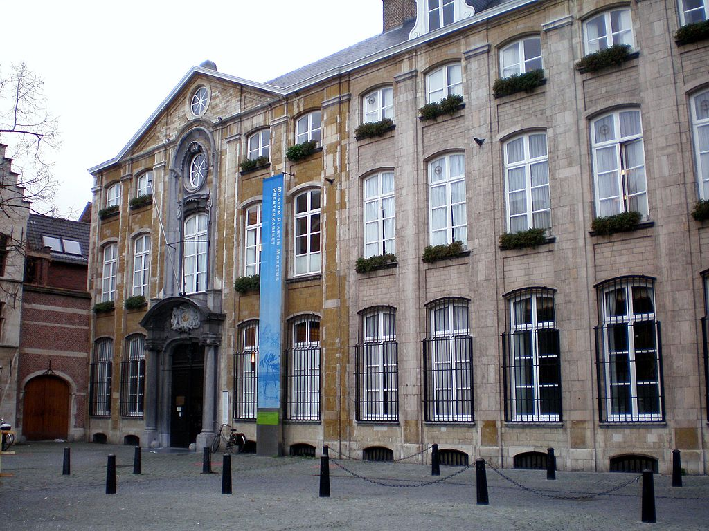 Antwerpen-Plantin Moretus Museum