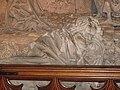 Apôtre endormi du Mont des Oliviers de la cathédrale de Strasbourg 2.jpg