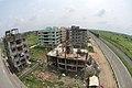 Apartment BUildings Under Construction - Street 501 - Rajarhat - Kolkata 2017-06-21 2719.JPG