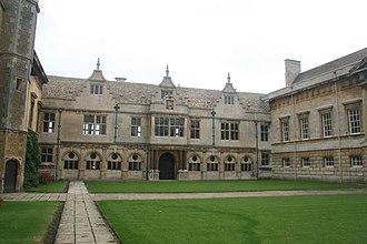 Apethorpe Palace - Apethorpe Palace - Eastern Courtyard