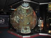Apollo13 CommandModule Kansas