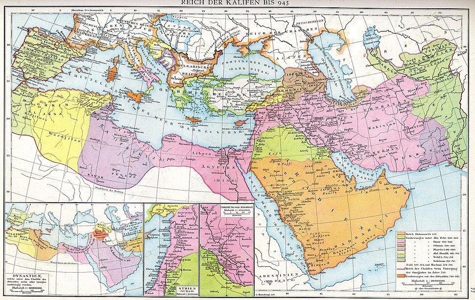 Arabische Eroberung 2