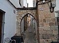 Arc al carrer de la Sang Vella, Sagunt.JPG