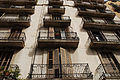 Archirecture of Barcelona streets. Catalonia, Spain.jpg