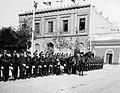 Argentinsk militär. Cordoba. Argentina - SMVK - 003633b-1.jpg