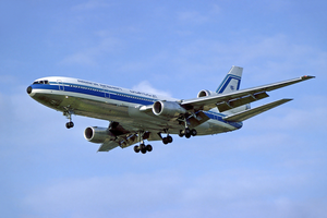 Ariana Afghan Airlines - Image: Ariana Afghan Airlines DC 10 30 YA LAS 1980 8 10
