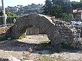 Ariccia - particolare resti archeologici.JPG