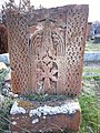 Arinj khachkar, old graveyard (60).jpg