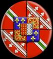 Armes du cardinal Louis-René-Édouard de Rohan.png