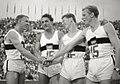 Armin Hary, Martin Lauer, Bernd Cullmann, Walter Mahlendorf 1960.jpg