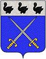 Armoiries de la famille Prudhomme de La Boussinière.jpg