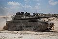 Armored Corps Operate Near the Gaza Border (14743522533).jpg