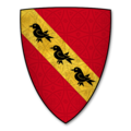 Armorial Bearings of the BRABAZON family of Eaton Hall, Leominster, Herefordshire.png