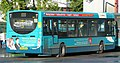Arriva Guildford & West Surrey 4021 GN58 BUJ rear.JPG
