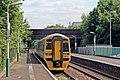 Arriva Trains Wales Class 158, 158833, Flint railway station (geograph 4031918).jpg
