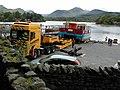 Arrival of the new boat, Keswick - geograph.org.uk - 1532758.jpg