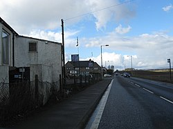 Arriving at Crombie in Fife - geograph.org.uk - 1184521.jpg