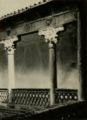 Arthur Byne (1917) Palacio Arzobispal de Alcalá de Henares, patio de Fonseca, primera planta.png