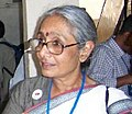 Aruna Roy at RTI Activist's National Convention 12-13 May, 2007, Pune.jpg
