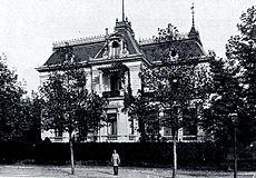 Arwed Rossbach und seine Bauten, Berlin 1904, Leipzig Villa Gruner.jpg
