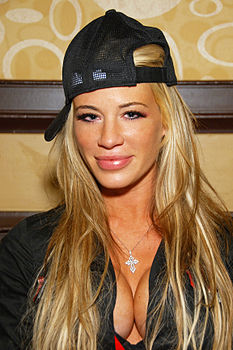 Ashley Massaro nel 2011