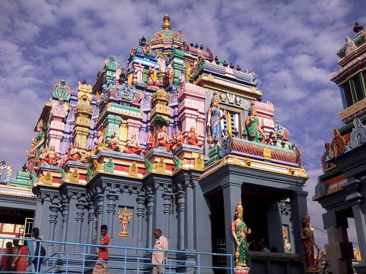 Ashtalakshmi Temple, Chennai - Wikipedia