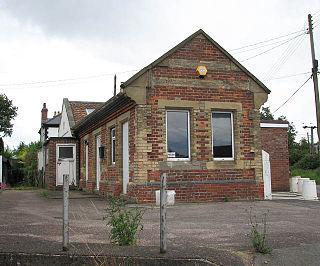 Ashwellthorpe railway station