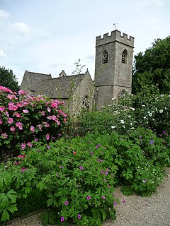 Asthall Church, Asthall, nr Burford (Nancy).JPG