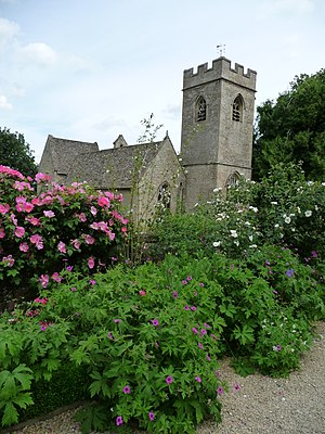 Asthall - Image: Asthall Church, Asthall, nr Burford (Nancy)