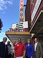 At the revitalized, historic Vogue Theatre in Manistee. (20875755410).jpg