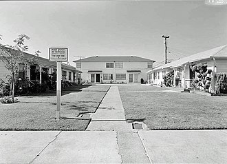 National Register of Historic Places listings in Contra Costa County, California - Image: Atchison Village (Richmond, CA)