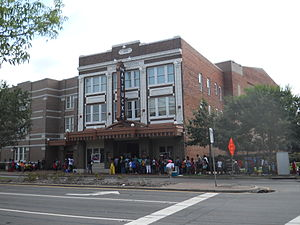 Attucks Theatre - Theater in 2013