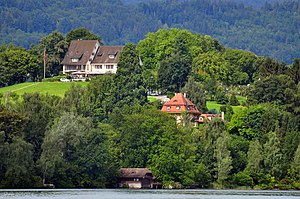 Au Halbinsel - Zürichsee - ZSG Wädenswil 2012-07-30 10-34-57.JPG