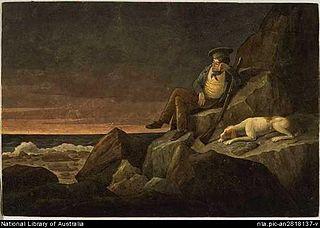 Augustus Earle British artist