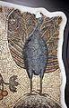 Aula cromaziana, con mosaico del pavone, 388-408 ca. 04.jpg