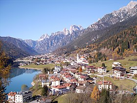 Image illustrative de l'article Auronzo di Cadore
