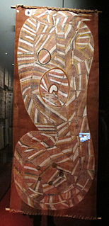 John Mawurndjul Australian artist