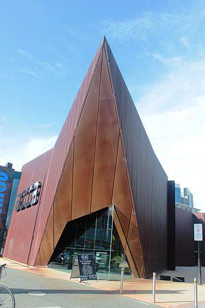 Australian Centre for Contemporary Art - Main Entrance