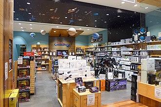 Australian Geographic - Australian Geographic store in Emporium Melbourne