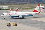 Austrian Airlines, OE-LAX, Boeing 767-3Z9 ER (22424593904).jpg