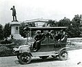 Automobile, 1906 (at Lindell just west of Kingshighway in front of Frank Blair Statue).jpg