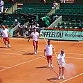 Avant Match, 2011 Roland Garros.jpg