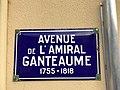 Avenue de l'Amiral Ganteaume (1755-1818) à Cassis en mai 2017.jpg
