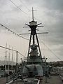 Averof bow view.JPG