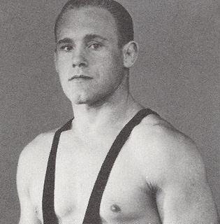 Axel Cadier Swedish wrestler