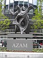 Azam, Westminster Plaza Hotel, York Road SE1 - geograph.org.uk - 2406996.jpg